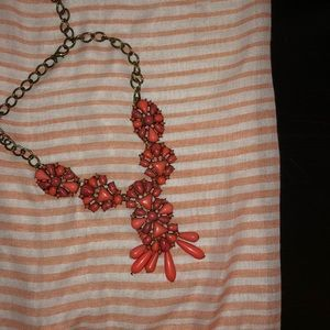 CORAL NECKLACE FROM TARGET